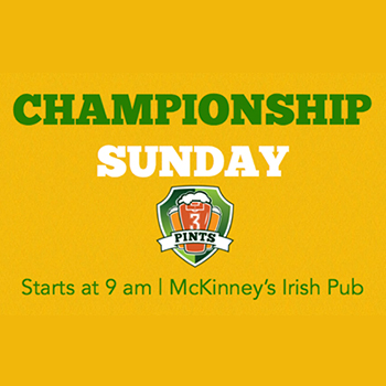 Championship Sunday