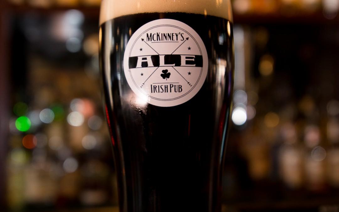 McKinney's Pub Ale