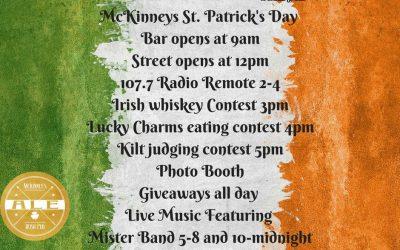 St. Patrick's Day!!!